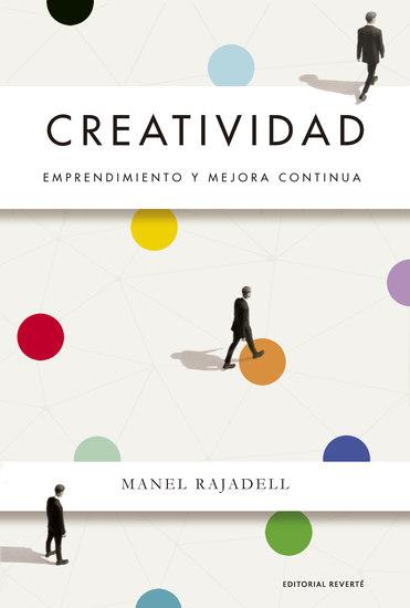Creatividad - Emprendimiento y mejora continua - cover