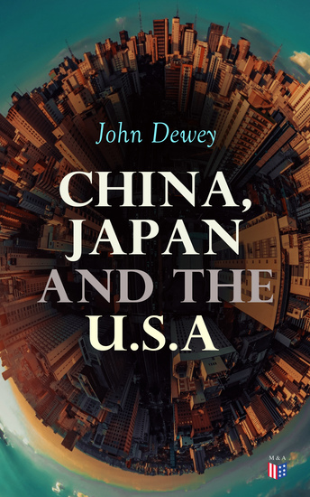 China Japan and the USA - Geopolitical Analysis on the Impact of Eastern Powers on United States - cover
