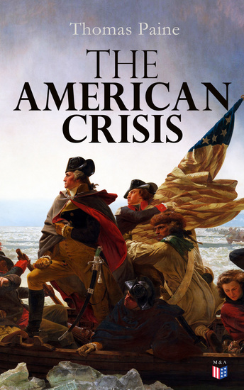The American Crisis - cover