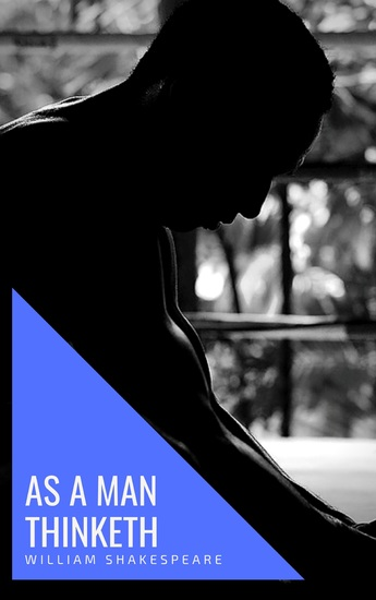 As a Man Thinketh - cover