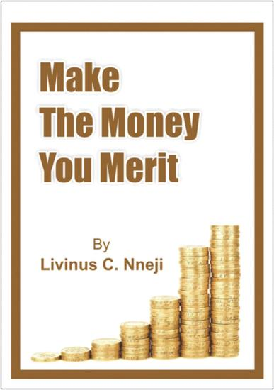 Make the Money you Merit - cover
