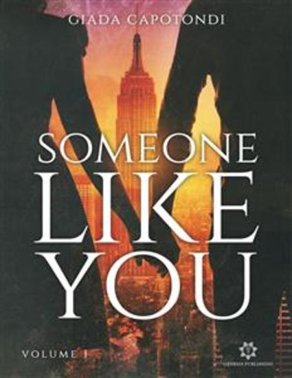 Someone like you - cover