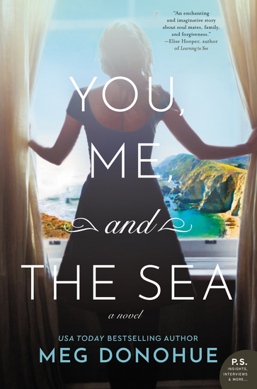 You Me and the Sea - A Novel - cover