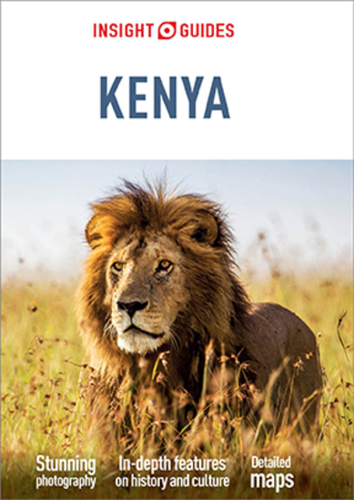 Insight Guides Kenya - cover