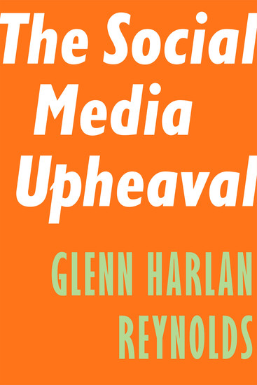 The Social Media Upheaval - cover
