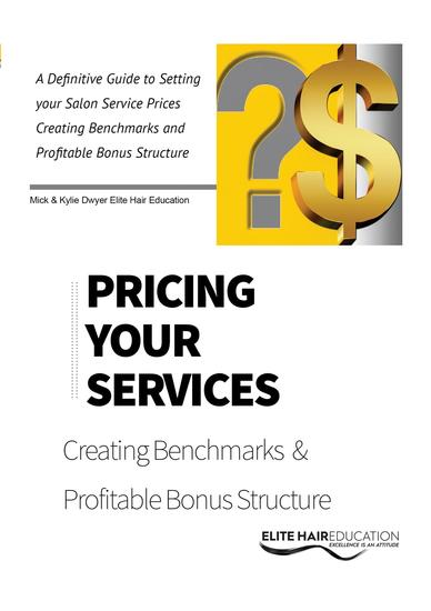 Pricing your Services - cover