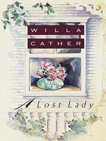 A Lost Lady - cover