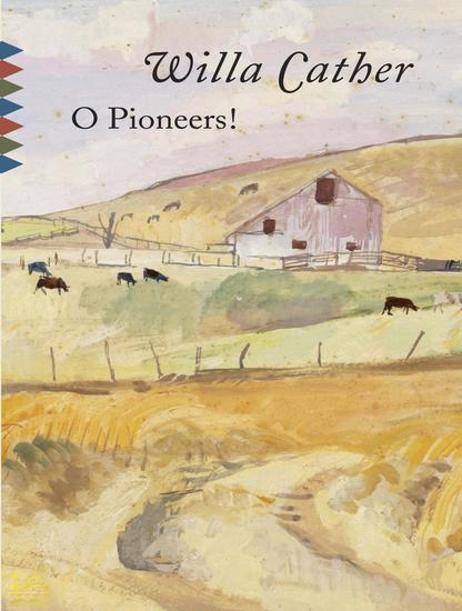 O Pioneers! - cover
