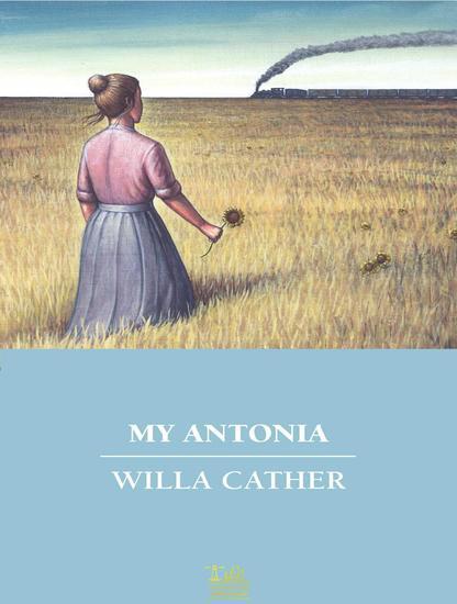 My Ántonia - cover