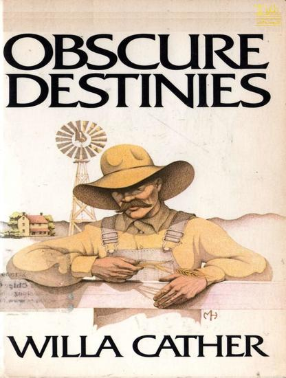 Obscure Destinies - cover