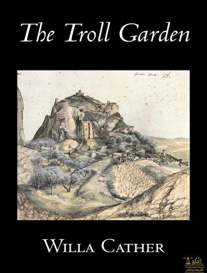 The Troll Garden - cover