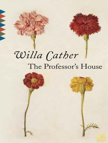 The Professor's House - cover