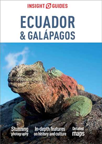Insight Guides Ecuador & Galapagos - cover