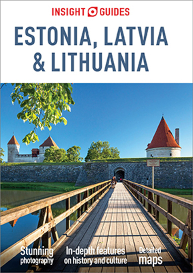 Insight Guides Estonia Latvia & Lithuania - cover