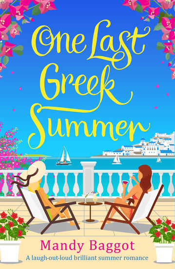 One Last Greek Summer - cover