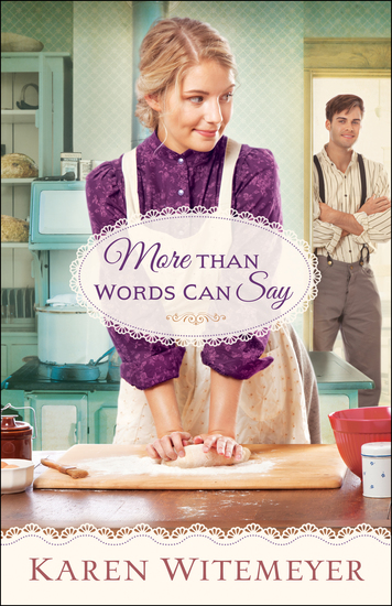 More Than Words Can Say (A Patchwork Family Novel Book #2) - cover