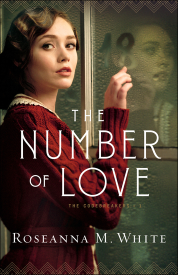 The Number of Love (The Codebreakers Book #1) - cover