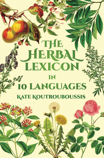 Herbal Lexicon - In 10 Languages - cover