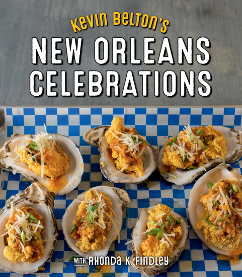 Kevin Belton's New Orleans Celebrations - cover