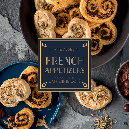 French Appetizers - cover