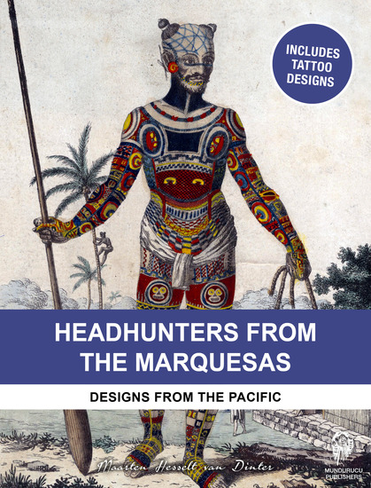 Headhunters from the Marquesas - Designs from the Pacific - cover