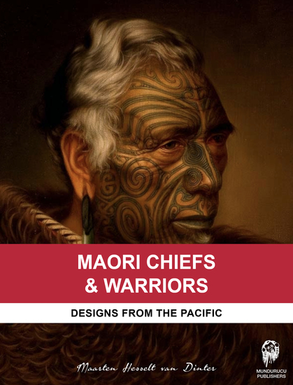 Maori Chiefs & Warriors - Designs from the Pacific - cover
