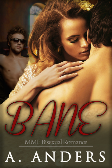 Bane - MMF Bisexual Romance - cover