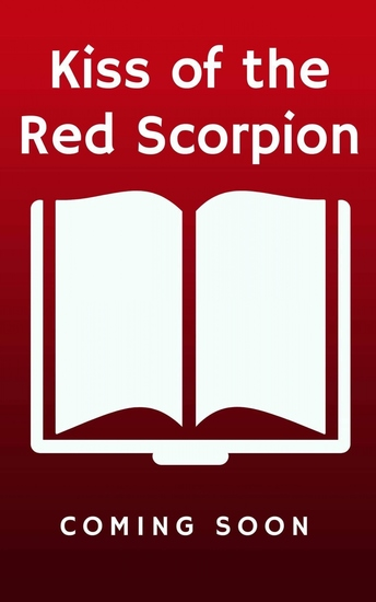 Kiss of the Red Scorpion - cover