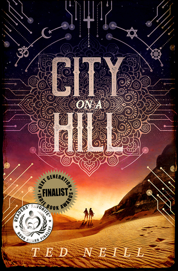 City on a Hill - cover