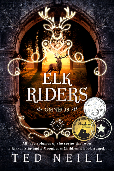 Elk Riders Complete Collection - cover