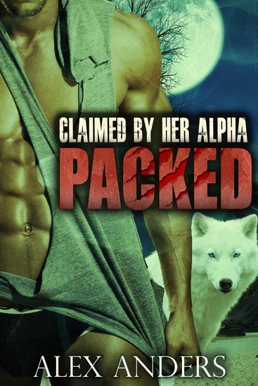 Claimed by Her Alpha - Paranormal BBW Shape Shifter Romance - cover
