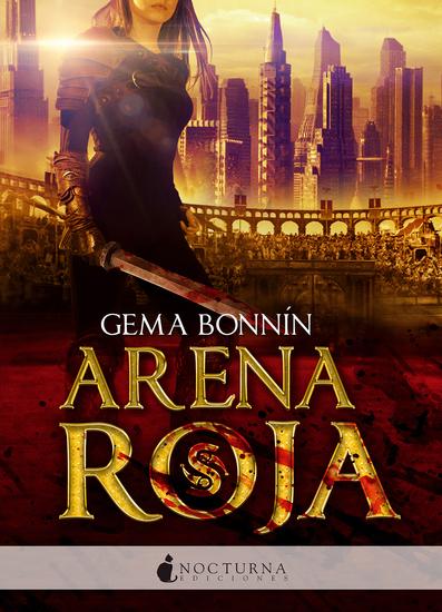 Arena roja - (Arena roja 1) - cover