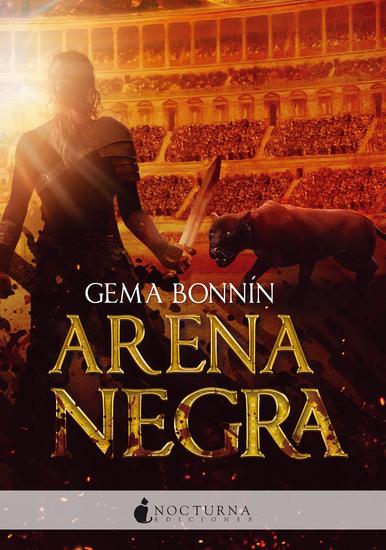 Arena negra - (Arena roja 2) - cover