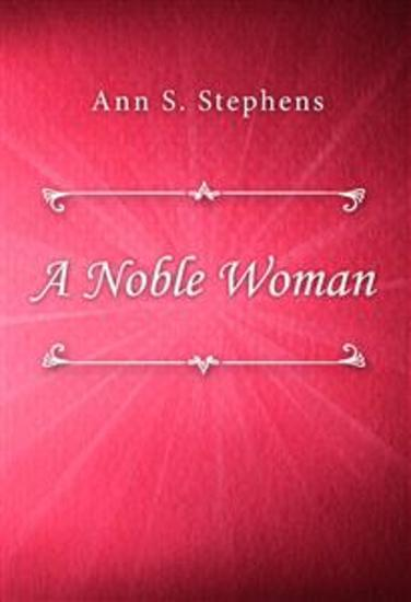 A Noble Woman - cover