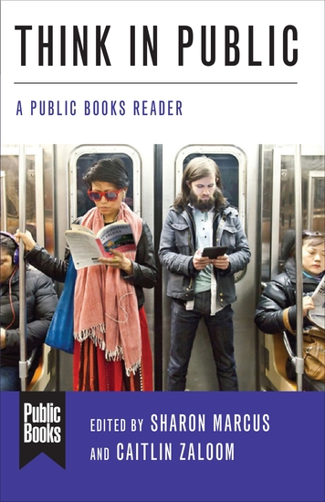Think in Public - A Public Books Reader - cover