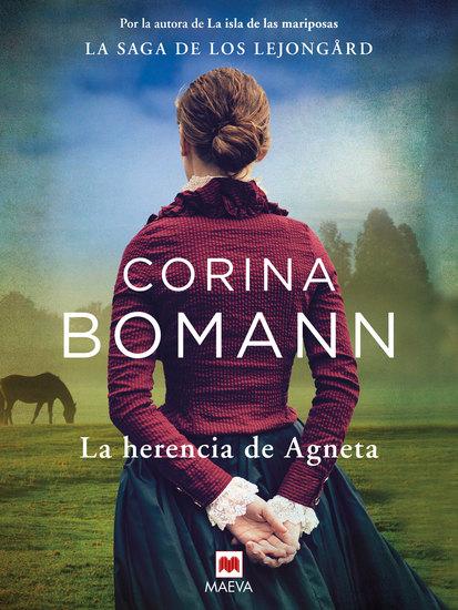 La herencia de Agneta - cover