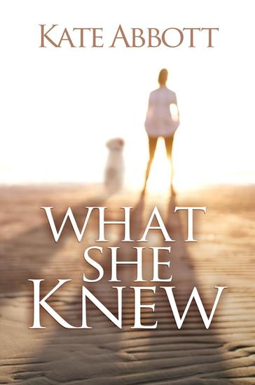 What She Knew - cover