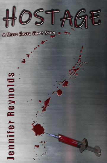 Hostage: A Shore Haven Short Story - cover