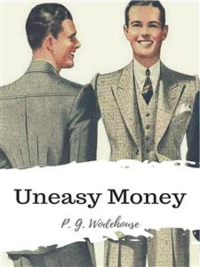 Uneasy Money - cover