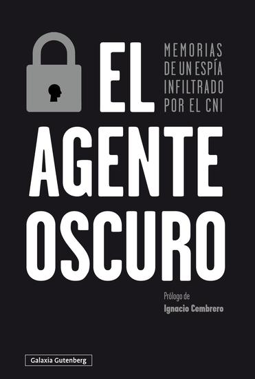El agente oscuro - cover