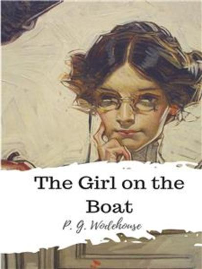 The Girl on the Boat - cover