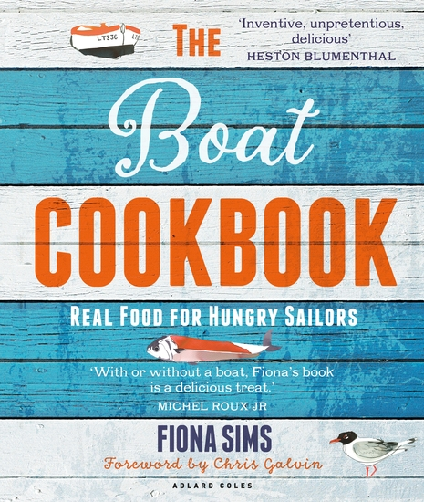 The Boat Cookbook - Real Food for Hungry Sailors - cover