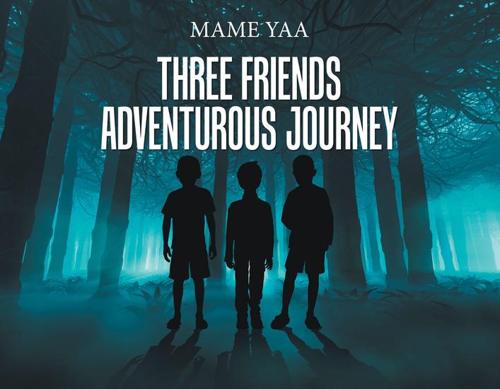 Three Friends Adventurous Journey - cover