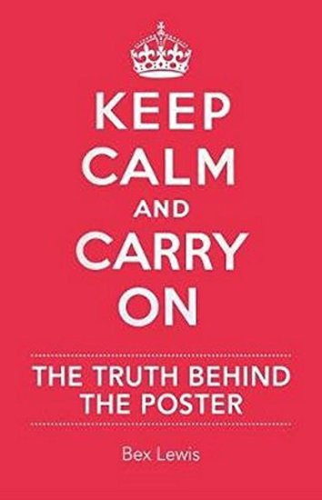 Keep Calm and Carry On - cover
