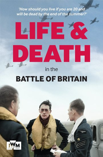 Life and Death in the Battle of Britain - cover