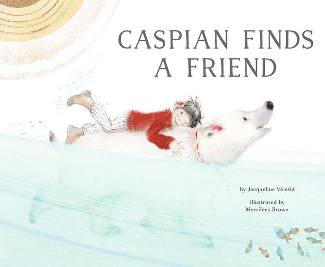 Caspian Finds a Friend - cover