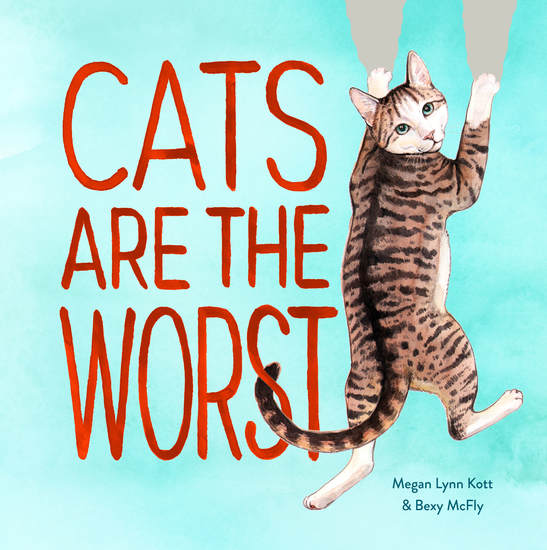 Cats Are the Worst - cover