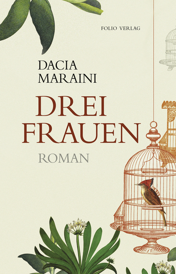 Drei Frauen - cover