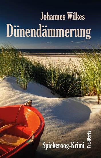 Dünendämmerung - Spiekeroog-Krimi - cover