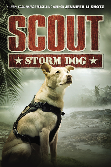 Scout: Storm Dog - cover